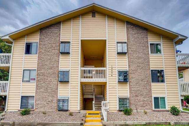 12536 E Cornell Avenue #201, Aurora, CO 80014 (#3991290) :: Real Estate Professionals