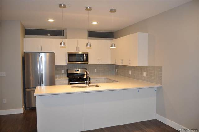 2374 S University Boulevard #408, Denver, CO 80210 (MLS #3991329) :: 8z Real Estate