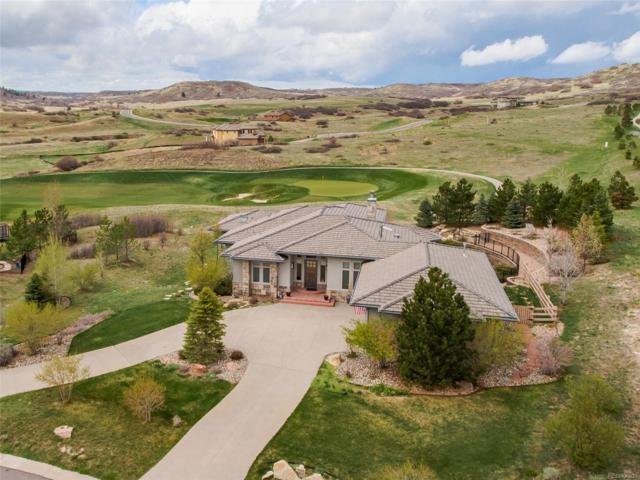 5583 Snowflake Way, Parker, CO 80134 (#3991727) :: Colorado Home Finder Realty