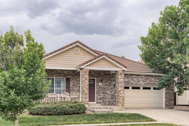 11823 Hannibal Street, Commerce City, CO 80022 (#3991745) :: The City and Mountains Group
