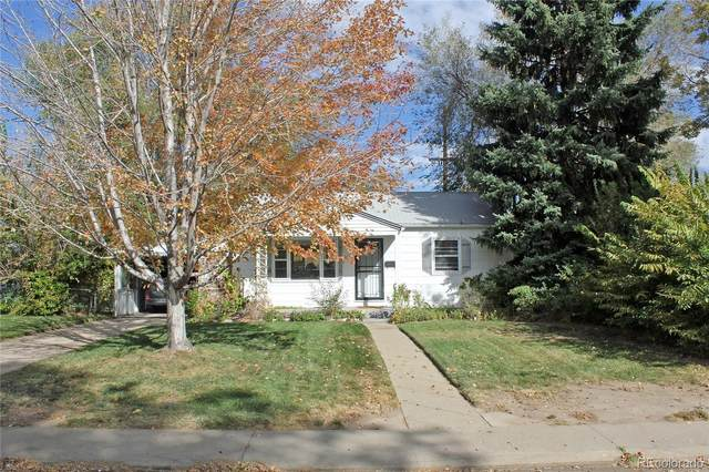 4861 E Missouri Avenue, Denver, CO 80246 (#3992221) :: HomeSmart
