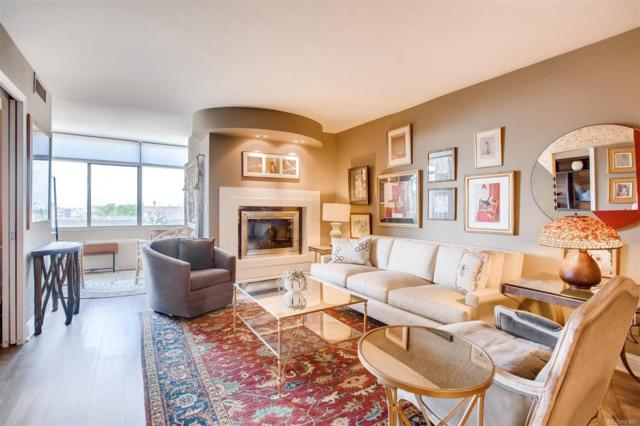 1313 N Williams Street #801, Denver, CO 80218 (#3992313) :: The Peak Properties Group