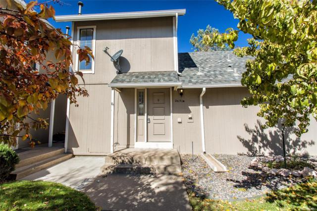 2691 S Xanadu Way B, Aurora, CO 80014 (#3992340) :: Wisdom Real Estate