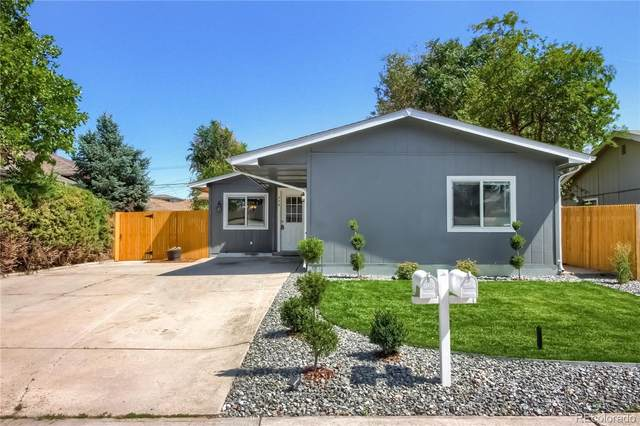 774 S Krameria Street #778, Denver, CO 80224 (#3992344) :: Compass Colorado Realty