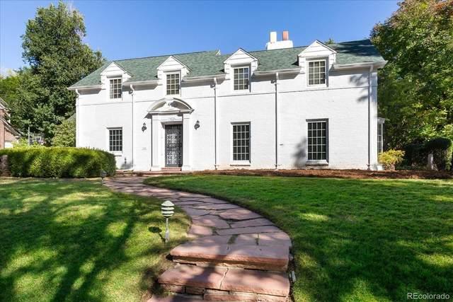 1700 Forest Parkway, Denver, CO 80220 (MLS #3992360) :: Find Colorado Real Estate