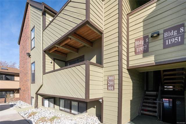 11957 E Harvard Avenue #201, Aurora, CO 80014 (#3992572) :: Wisdom Real Estate