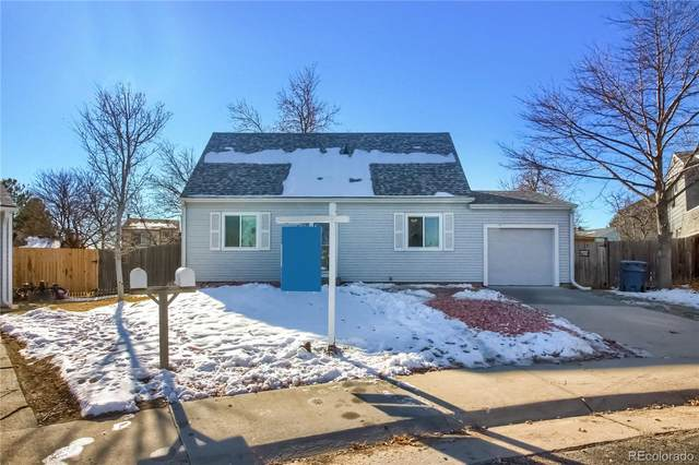 9337 W 100th Circle, Westminster, CO 80021 (#3992644) :: Berkshire Hathaway HomeServices Innovative Real Estate