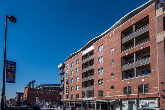 2229 Blake Street #702, Denver, CO 80205 (MLS #3992908) :: 8z Real Estate
