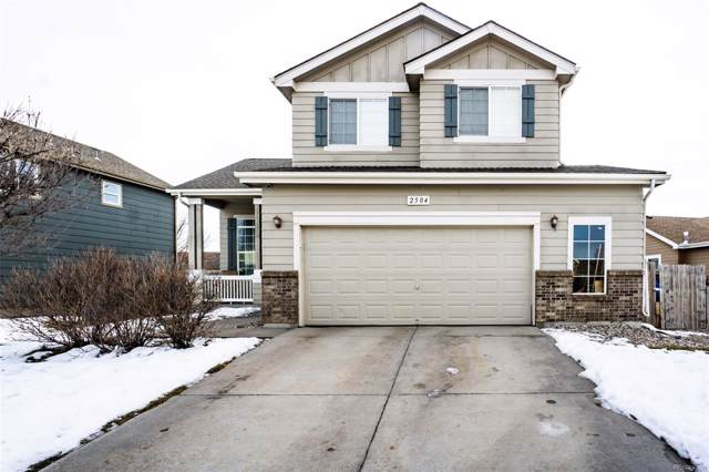 2504 Carriage Drive, Milliken, CO 80543 (MLS #3993033) :: 8z Real Estate