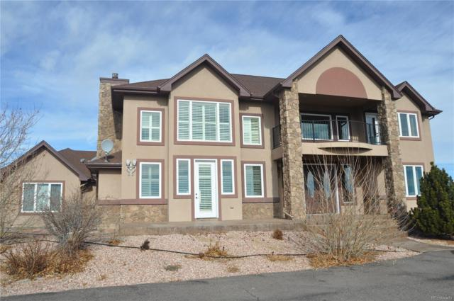 2499 Sagebrush Street, Parker, CO 80138 (#3993179) :: The Griffith Home Team
