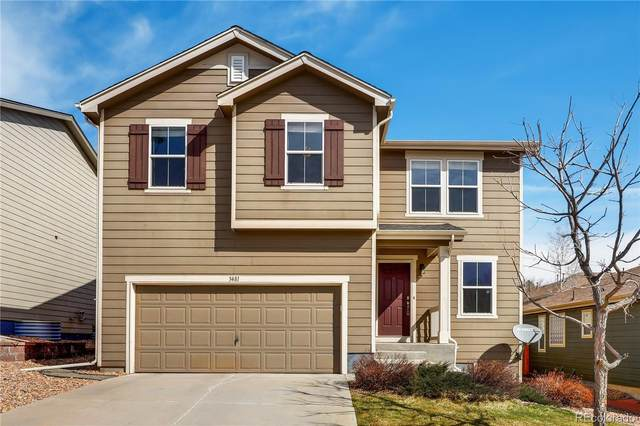 3481 W Girard Drive, Denver, CO 80236 (#3993238) :: Finch & Gable Real Estate Co.