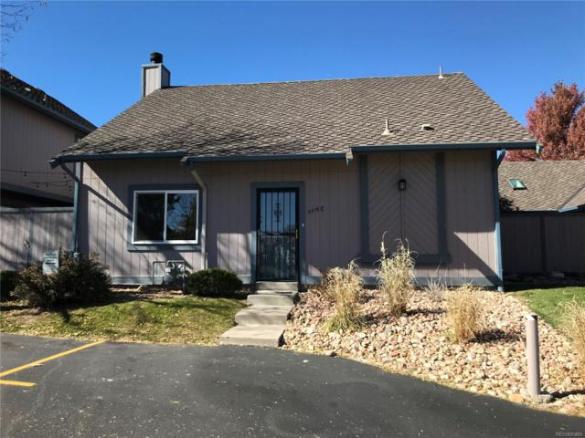 2419 S Worchester Court E, Aurora, CO 80014 (#3993259) :: The Heyl Group at Keller Williams