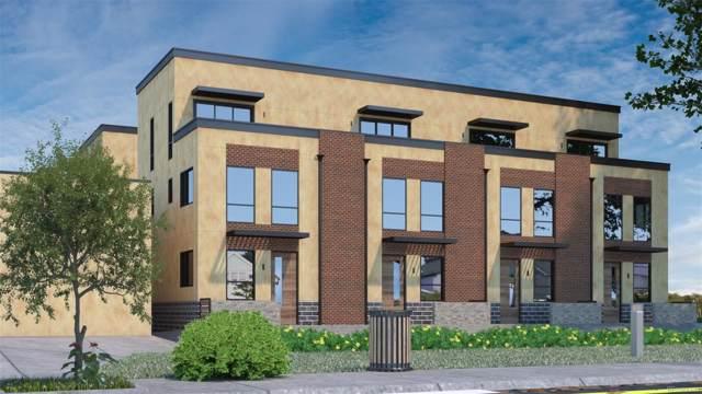 3875 E 4th Avenue #4, Denver, CO 80209 (#3993830) :: Mile High Luxury Real Estate