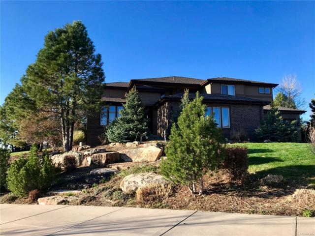 5376 Hacienda Place, Parker, CO 80134 (#3994137) :: The Healey Group