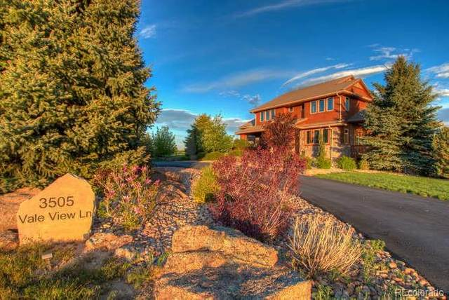 3505 Vale View Lane, Mead, CO 80542 (MLS #3994139) :: Kittle Real Estate
