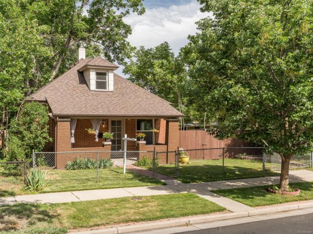 4638 Clay Street, Denver, CO 80211 (#3994399) :: Real Estate Professionals