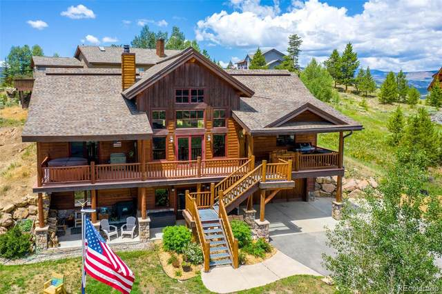 269 Deer Trail Drive, Granby, CO 80446 (MLS #3994460) :: Bliss Realty Group