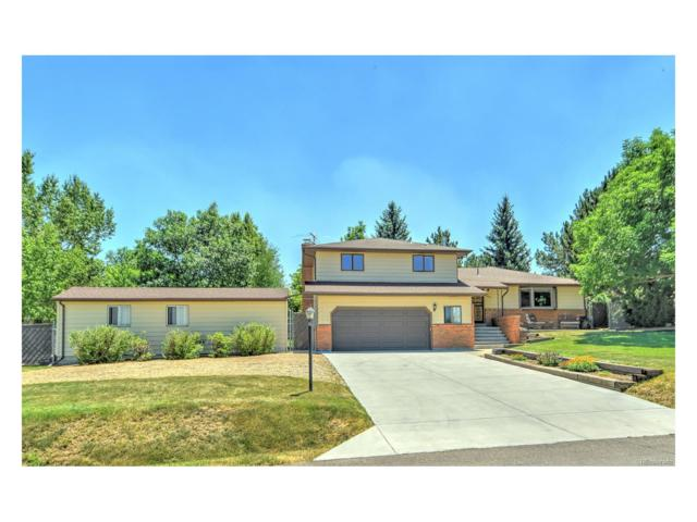 16842 W 74th Avenue, Arvada, CO 80007 (MLS #3994524) :: 8z Real Estate