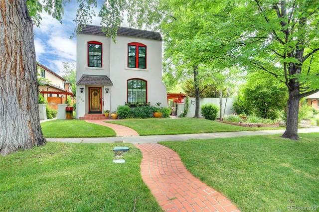 550 Clayton Street, Denver, CO 80206 (#3994632) :: Venterra Real Estate LLC