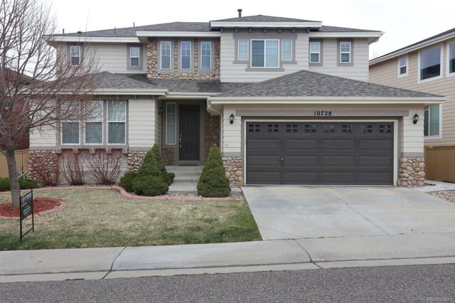 10728 Chadsworth Lane, Highlands Ranch, CO 80126 (#3994676) :: Wisdom Real Estate