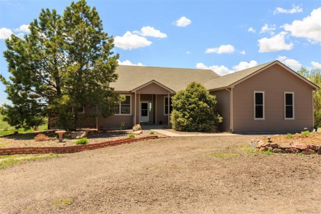 3694 Deer Creek Drive, Parker, CO 80138 (#3994996) :: The Peak Properties Group