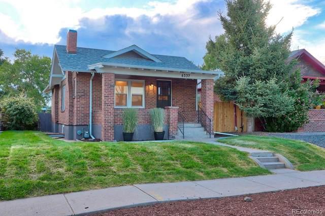 4337 Raritan Street, Denver, CO 80211 (MLS #3995253) :: Keller Williams Realty