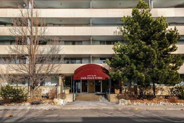 1029 E 8th Avenue #1004, Denver, CO 80218 (#3995954) :: Bring Home Denver