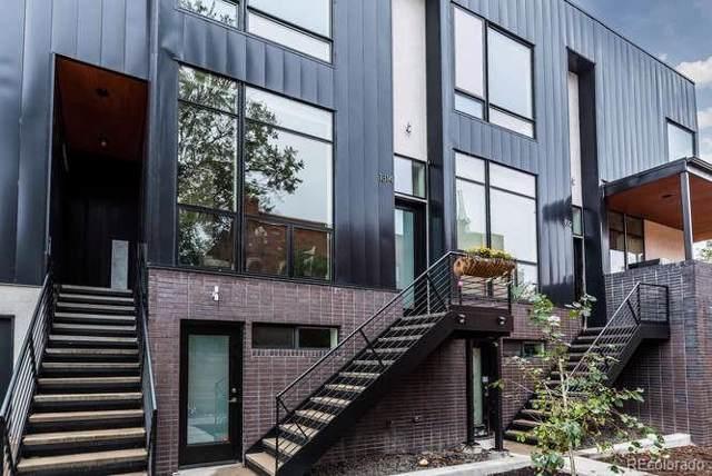1314 N Emerson Street, Denver, CO 80218 (#3996043) :: The Peak Properties Group