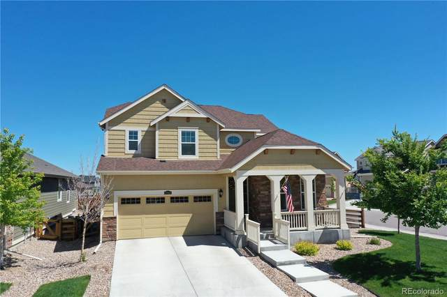 22969 E Saratoga Place, Centennial, CO 80015 (MLS #3996278) :: 8z Real Estate