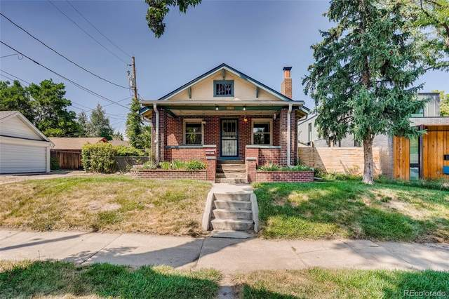 2633 W 40th Avenue, Denver, CO 80211 (#3996637) :: THE SIMPLE LIFE, Brokered by eXp Realty