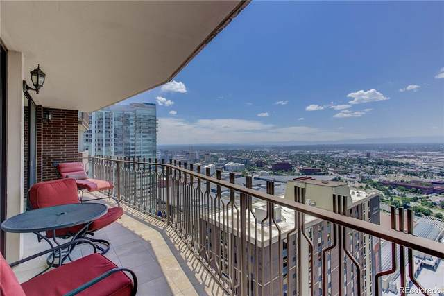 1020 15th Street 41A, Denver, CO 80202 (#3996707) :: James Crocker Team