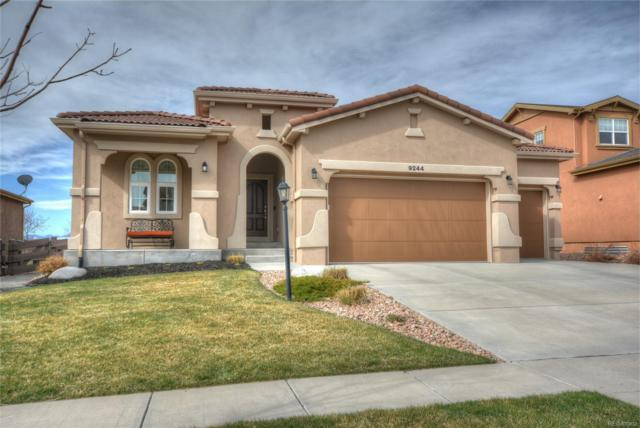 9244 Dome Rock Place, Colorado Springs, CO 80924 (#3996783) :: Venterra Real Estate LLC