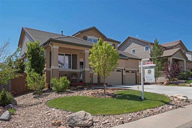 12154 Swansea Drive, Parker, CO 80134 (#3997637) :: The HomeSmiths Team - Keller Williams