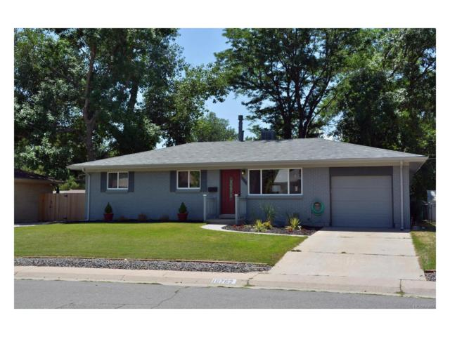10762 W 62nd Place, Arvada, CO 80004 (MLS #3997972) :: 8z Real Estate