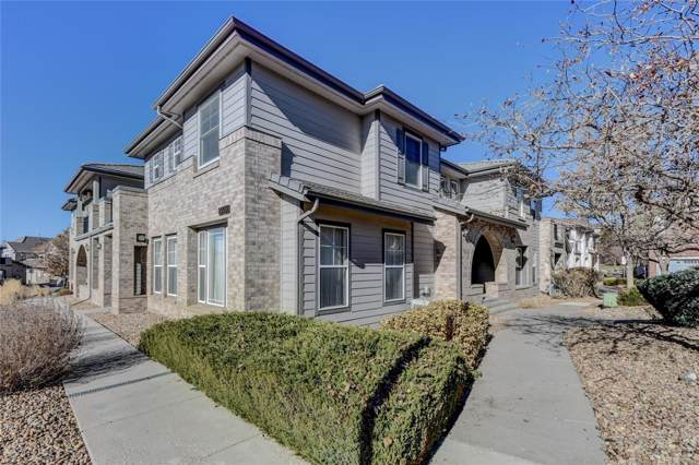22932 E Ontario Drive #106, Aurora, CO 80016 (#3997981) :: The Peak Properties Group