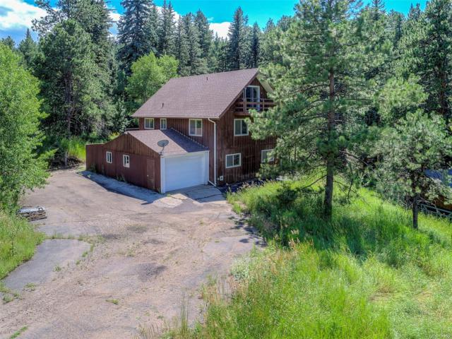 8177 S Deer Creek Canyon Road, Morrison, CO 80465 (#3999043) :: HomePopper