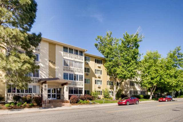 580 S Clinton Street 9B, Denver, CO 80247 (#3999414) :: The Peak Properties Group