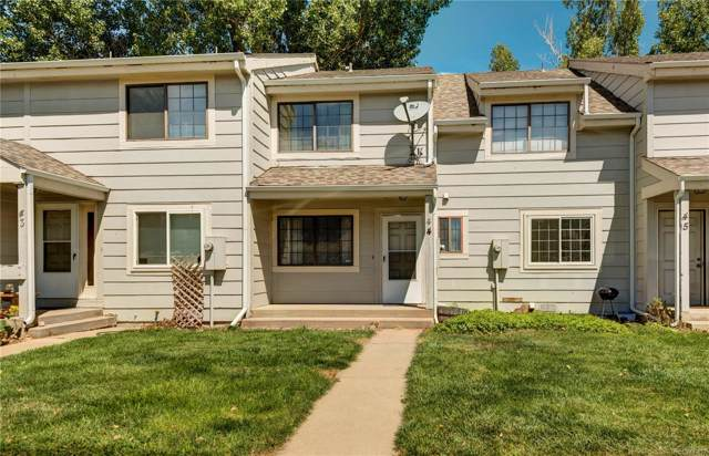 2929 Ross Drive P44, Fort Collins, CO 80526 (#3999605) :: The Healey Group