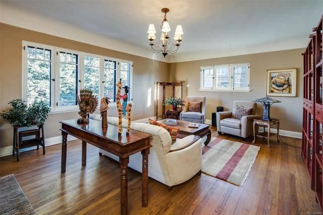 820 N Humboldt Street #6, Denver, CO 80218 (#3999662) :: 5281 Exclusive Homes Realty