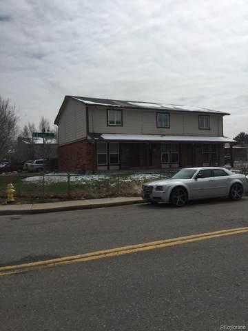 2270 N Billings Street, Aurora, CO 80011 (MLS #3999780) :: Kittle Real Estate