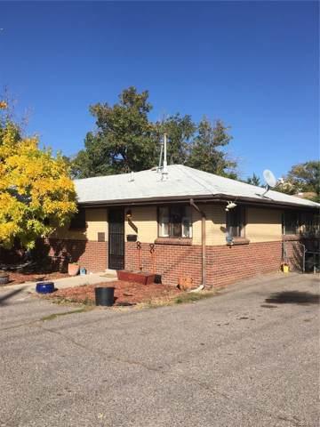 12940 E 13th Place, Aurora, CO 80011 (MLS #4000501) :: 8z Real Estate