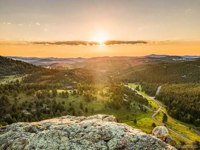 0 West Meadow Road, Evergreen, CO 80439 (MLS #4001143) :: Bliss Realty Group