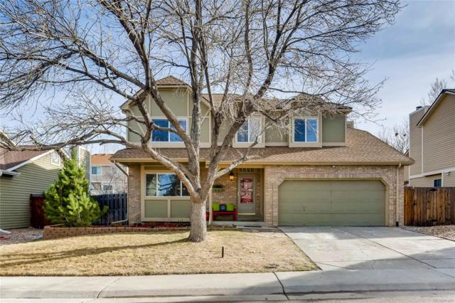 5528 S Kirk Circle, Centennial, CO 80015 (#4001371) :: Colorado Team Real Estate
