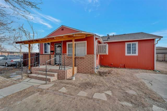 7190 Birch Street, Commerce City, CO 80022 (MLS #4001654) :: 8z Real Estate