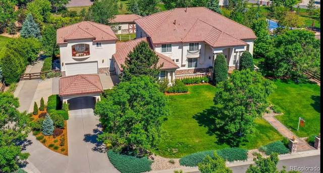 7354 Nile Street, Arvada, CO 80007 (#4001657) :: Bring Home Denver with Keller Williams Downtown Realty LLC