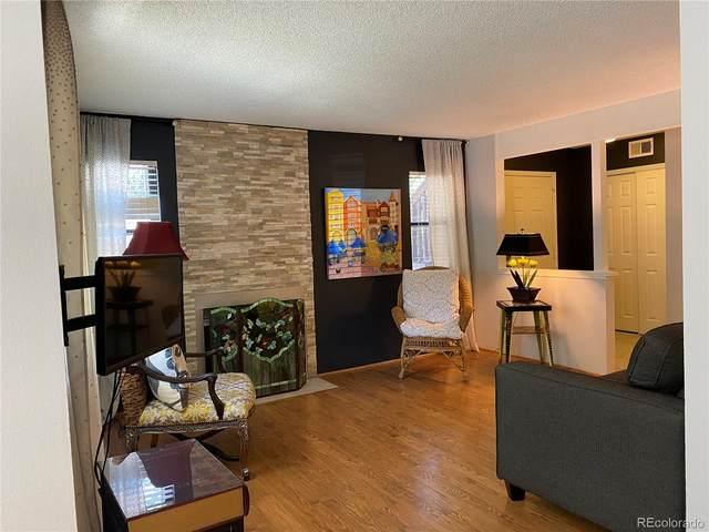 540 S Forest Street 9-104, Denver, CO 80246 (#4002231) :: Portenga Properties