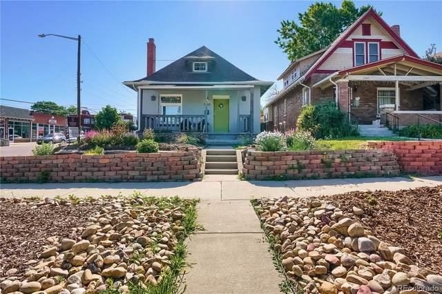 3360 N Columbine Street, Denver, CO 80205 (#4002403) :: Bring Home Denver with Keller Williams Downtown Realty LLC