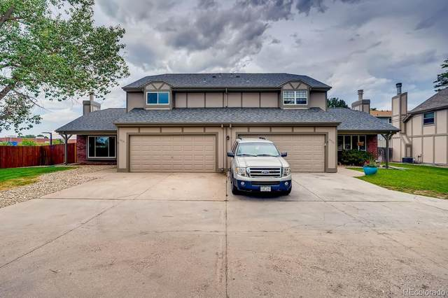 8929-8931 E Chenango Avenue, Greenwood Village, CO 80111 (#4002428) :: The DeGrood Team