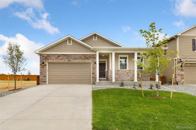 20069 E 61st Drive, Aurora, CO 80019 (#4002520) :: Peak Properties Group