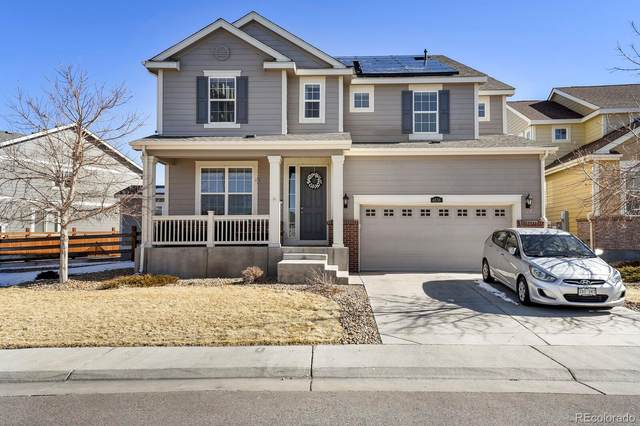 4836 S Wenatchee Circle, Aurora, CO 80015 (#4002543) :: Sultan Newman Group